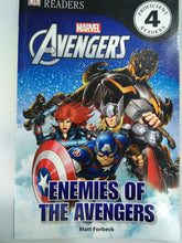 Load image into Gallery viewer, Marvel The Avengers - Enemies of the Avengers (DK Readers Level 4)