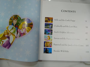 Disney Princess Storybook Collection (Hardbound) 6 in 1