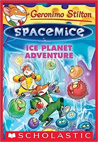 SpaceMice Ice Planet Adventure