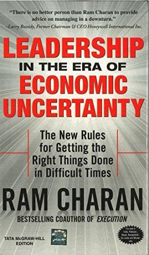 Leadership in the Era of Economic Uncertainty (Hardcover)