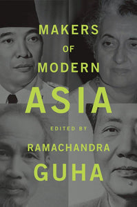 Makers of Modern ASIA (Hardcover)
