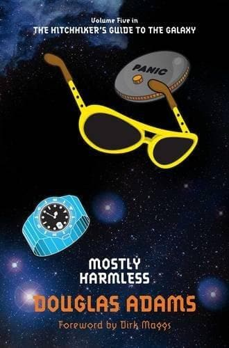 Mostly Harmless - BOOK 5 (The HitchHiker's Guide to the Galaxy)