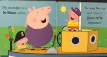 Load image into Gallery viewer, Peppa Pig - My Grandpa (Board Book)
