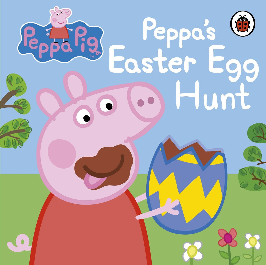Peppa Pig - Peppa's Easter Egg Hunt (Board Book)