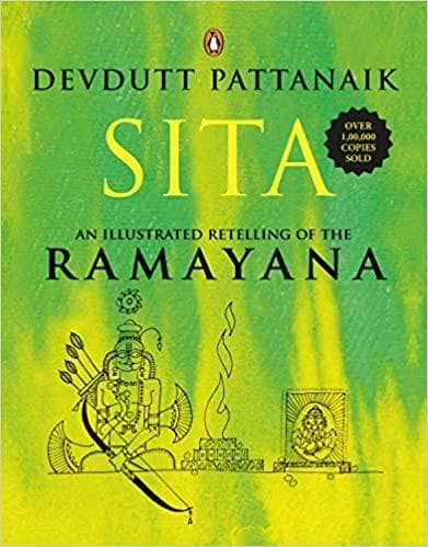Sita: An Illustrated Retelling of Ramayana