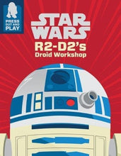 Load image into Gallery viewer, Star Wars - R2-D2's Droid Workshop (Hardbound)