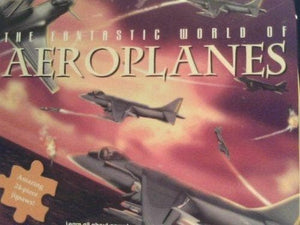 The Fantastic World of Aeroplanes (Amazing 24-pieces jigsaws)