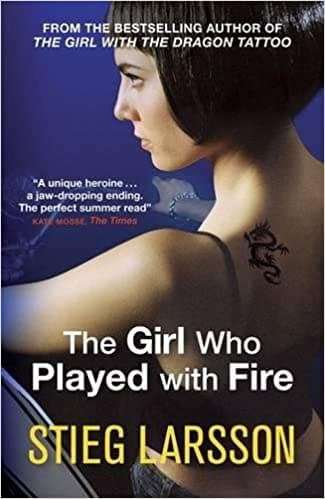 The Girl Who Played With Fire - Book 2 (Millennium Trilogy)