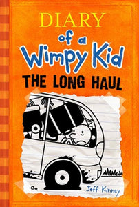 DIARY OF WIMPY KID - THE LONG HAUL BOOK 9 (HARDBOUND)