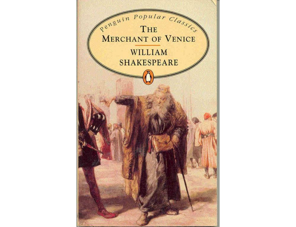 The Merchant of Venice (SMALL PAPERBACK)