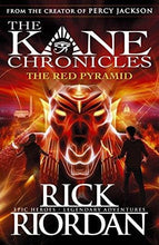 Load image into Gallery viewer, The Red Pyramid (Kane Chronicles)