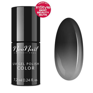 NeoNail - Thermo UV/LED Gel Polish 7.2 ml - Black Russian