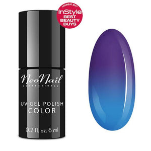 NeoNail - Thermo UV/LED Gel Polish 6 ml - Blue Lagoon