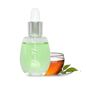 NeoNail - Cuticle oil with a pipette of 15 ml - Tea