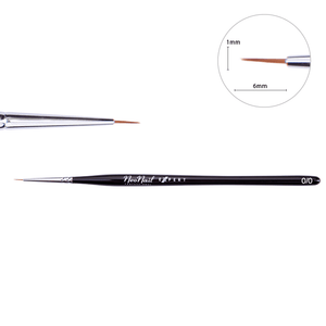 NeoNail Expert Art Brush - Kolinsky 0/0