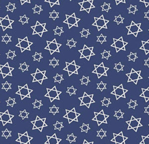 Star of David Blue