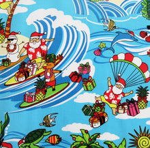 Load image into Gallery viewer, Tropical Santa