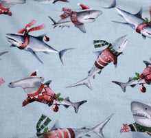 Load image into Gallery viewer, It's a Shark's Christmas