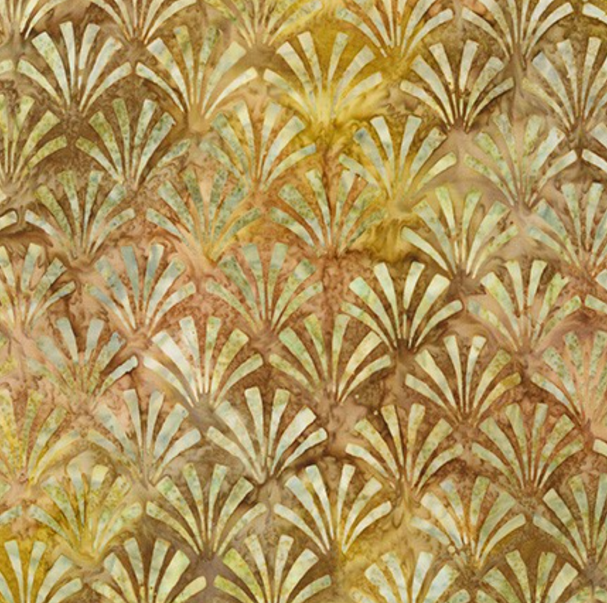 Sorrento Batiks Golden Series - 4 Styles