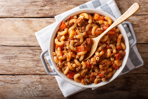 Bowl of goulash