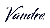Vandre Premium Hats logo. Luxury fabric for the individual who cares about quality.