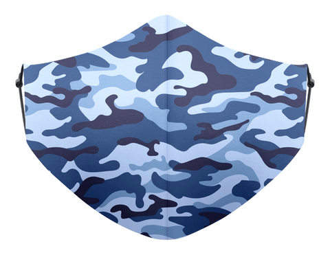 CAMO NAVY WOODLANDS