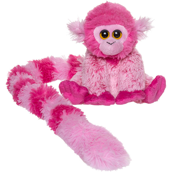 Long-Tail Plan Marmoset Pink