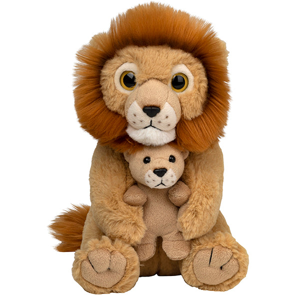 Load image into Gallery viewer, Cub Care Lion w/Baby