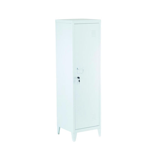 Locker White