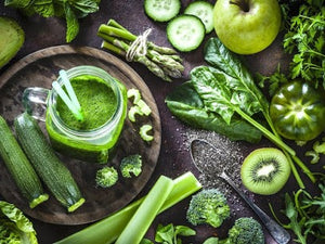 Super Greens - Chlorophyll Benefits