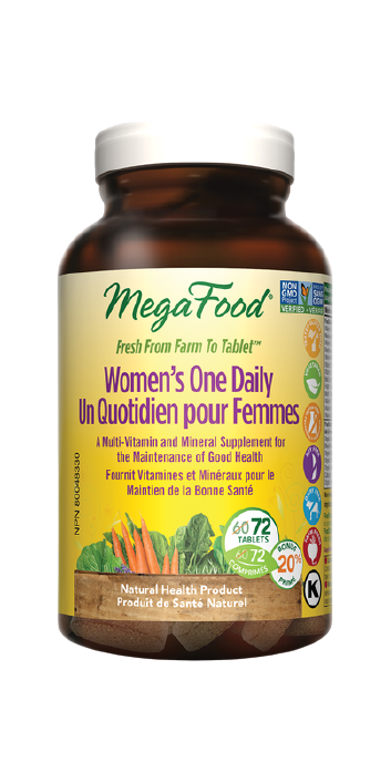 Mega Food Women Over 40 One Daily 30 Tabs