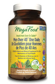 Mega Food Mens One Daily 72tabs