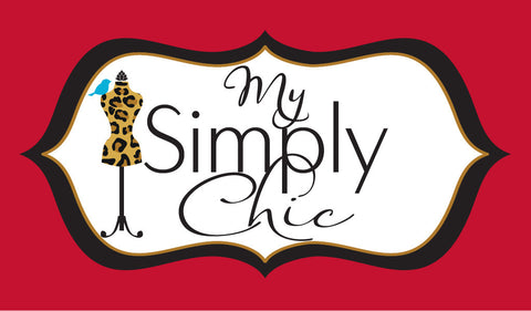 My Simply Chic Gift Certificate