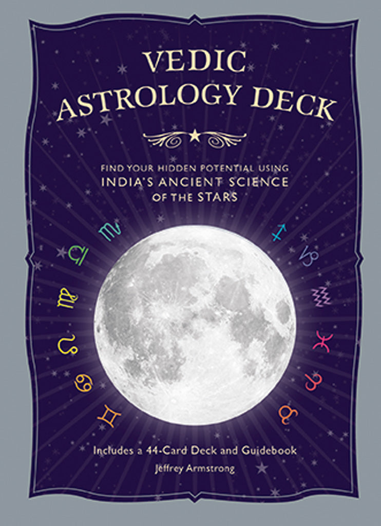 Vedic Astrology Deck