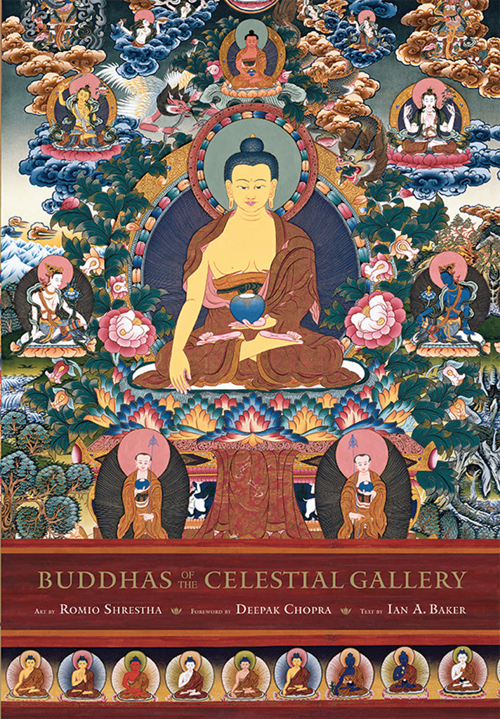 Buddhas of the Celestial Gallery [Oversized Edition]