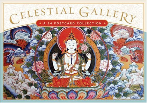 Celestial Gallery Postcard Book