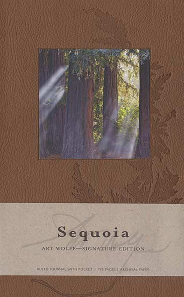 Sequoia Hardcover Ruled Journal