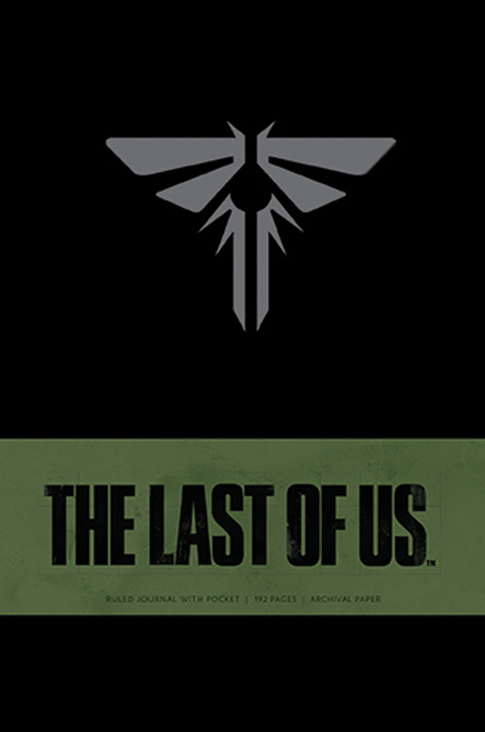 The Last of Us Hardcover Ruled Journal (Large)