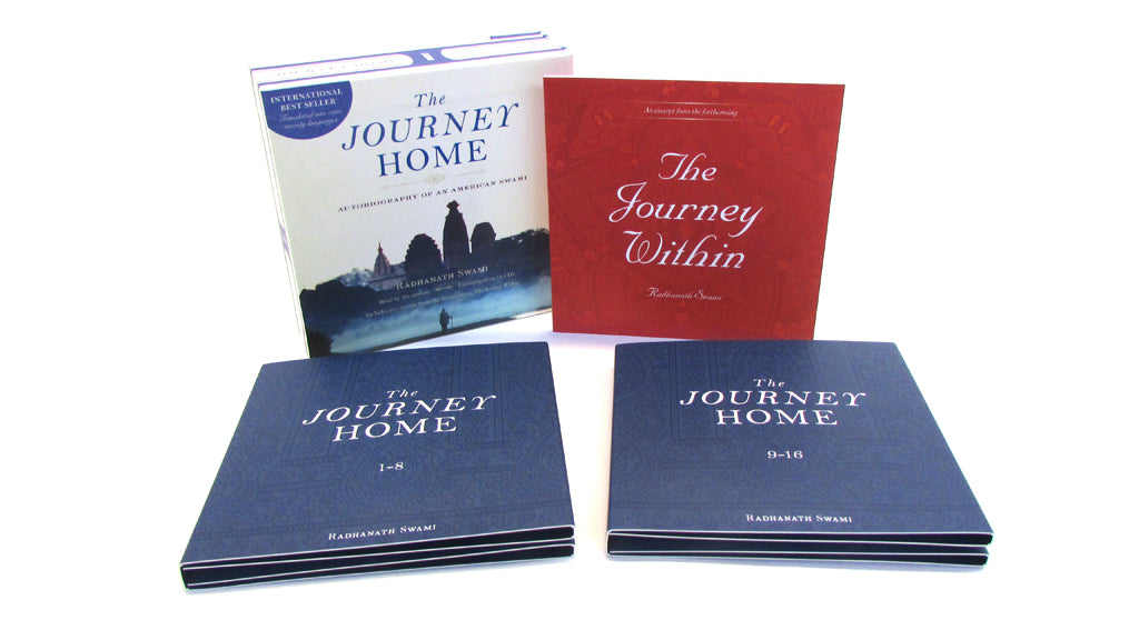 The Journey Home Audio Book