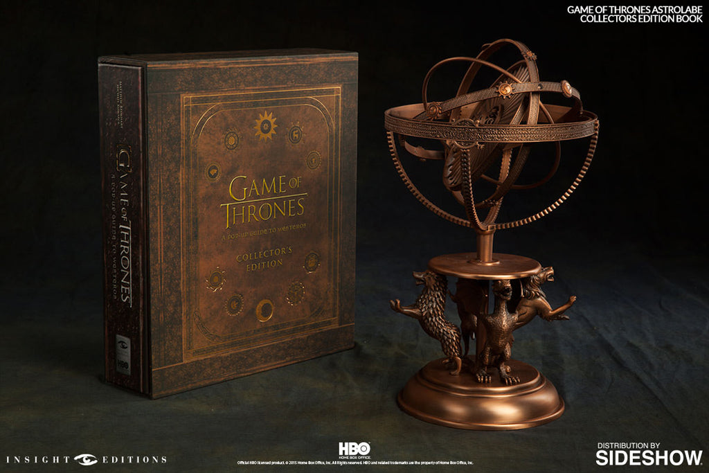 Game of Thrones Astrolabe Collector's Edition Book Set
