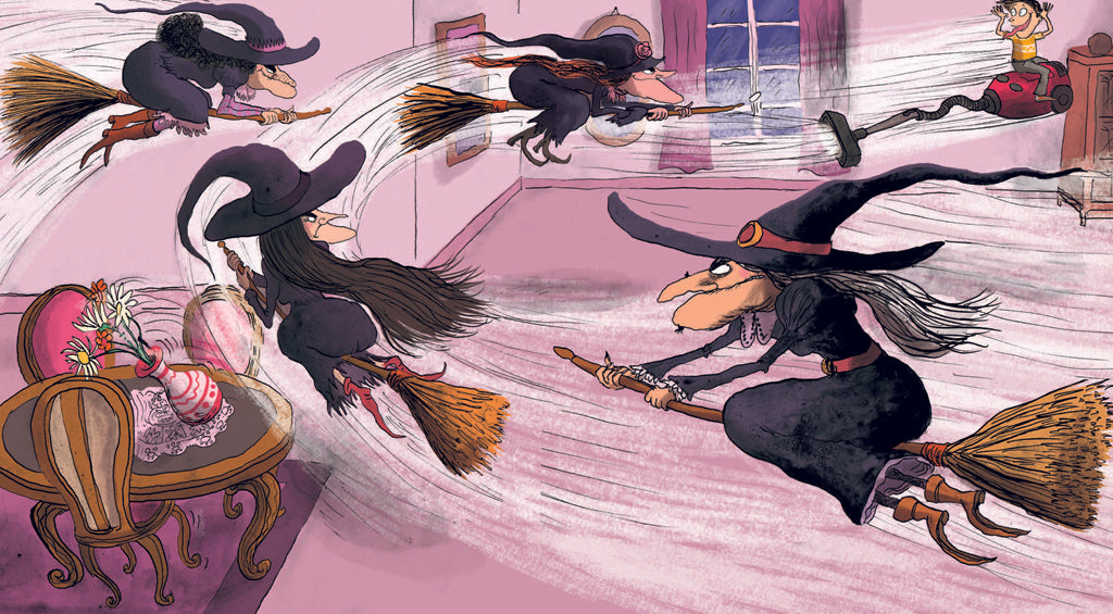 How to Outwit Witches [Softcover]