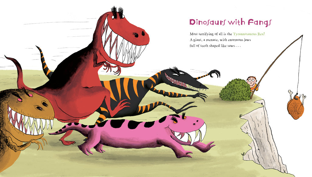 How to Demolish Dinosaurs [Softcover]
