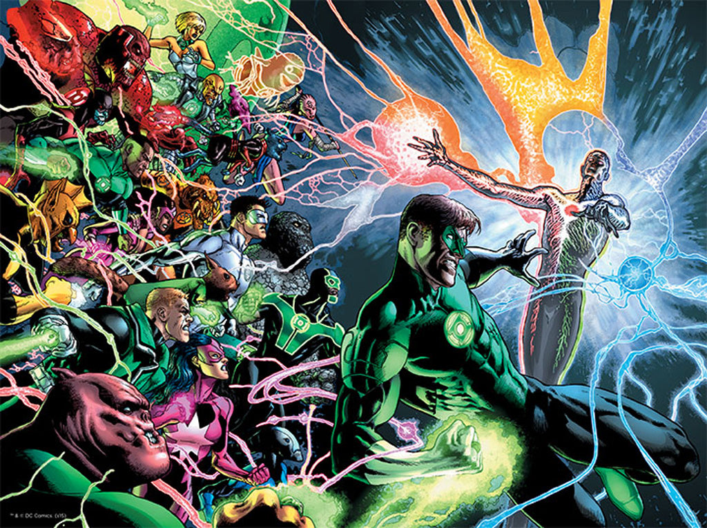 DC Comics - The New 52