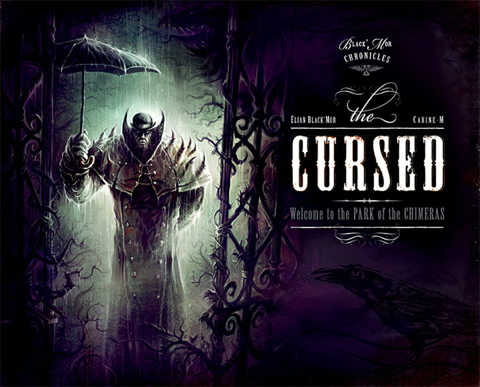 Black'Mor Chronicles: The Cursed
