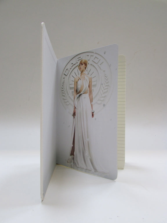 The Hunger Games: Capitol Hardcover Ruled Journal (Large)