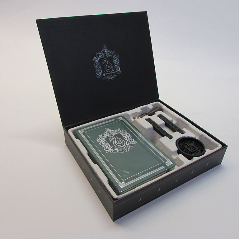 Harry Potter: Slytherin Deluxe Stationery Set