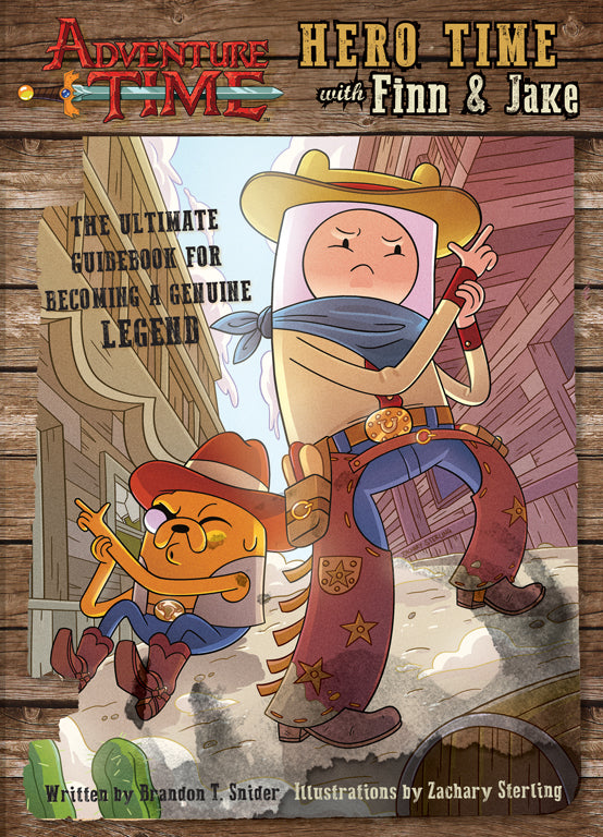 Adventure Time: Hero Time with Finn and Jake