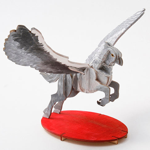 IncrediBuilds: Harry Potter: Buckbeak Deluxe Book and Model Set