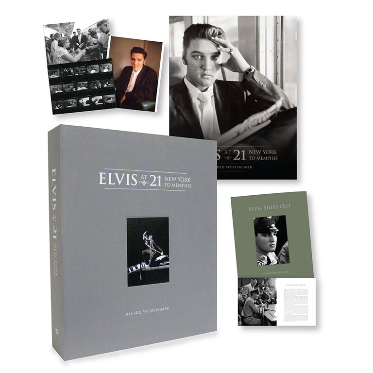 Elvis at 21 [Limited Edition]