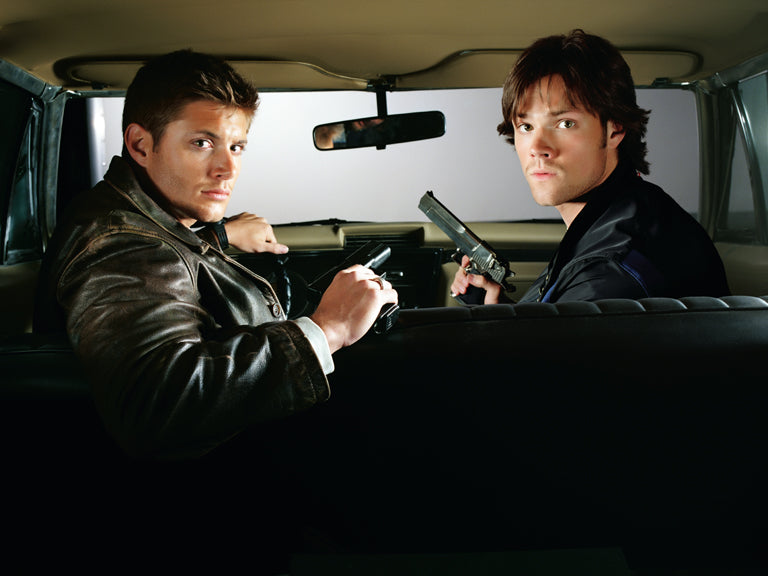 Supernatural: The Poster Collection